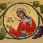 Престольный праздник в честь святой великомученицы Варвары