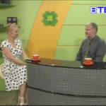 Настоятель Успенского собора архимандрит Алексий (Федоров) на телеканале ВТВ+