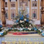 Престольный праздник в Успенском соборе Херсона