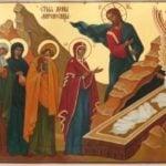 Неделя святых жен-мироносиц. Православное восьмое марта?